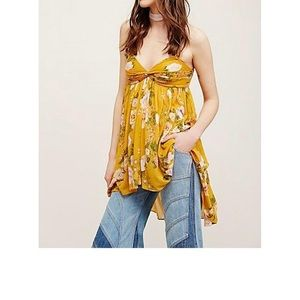 🌟FREE PEOPLE FLORAL TUNIC/DRESS🌟